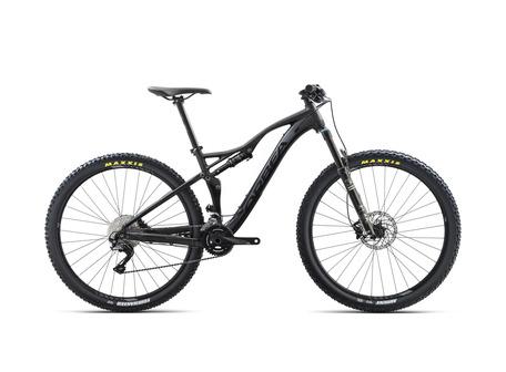 BICICLETA ORBEA OCCAM TR H50 FOX 2018 negro