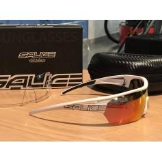 GAFAS SALICE 006 BLANCO/ROJO