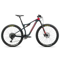 BICICLETA ORBEA OIZ M20 TR 2020 AZUL ROJO