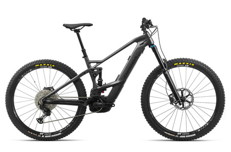 ORBEA WILD FS M10 2020 ANTRACITA BICICLETA ELECTRICA DOBLE SUSPENSION DE CARBONO