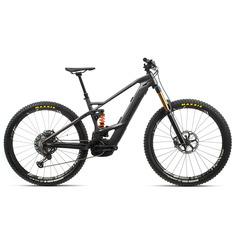 ORBEA WILD FS M-LTD 2020 Bicicleta Eléctrica Doble Suspensión Carbono