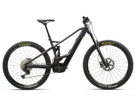 ORBEA WILD FS H10 2020 Bicicleta Eléctrica Doble Suspensión GRAFITO