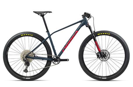 ORBEA ALMA H50 2021 Bicicleta MTB Aluminio AZUL ROJO
