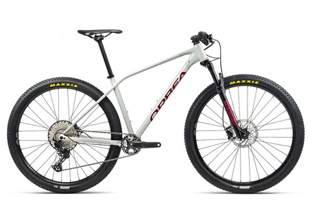 ORBEA ALMA H20 2021 Bicicleta MTB Aluminio BLANCO/ROJO