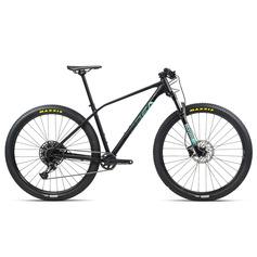 ORBEA ALMA H10 EAGLE 2021 Bicicleta MTB Aluminio NEGRO/ICE GREEN