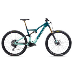 ORBEA RISE M-TEAM 2021 OCEANO ICE GREEN