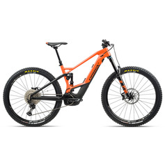 ORBEA WILD FS M20 2021 NARANJA BICICLETA ELECTRICA DOBLE SUSPENSION CARBONO