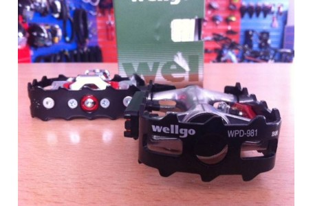 Pedales Mixtos Wellgo WPD-981